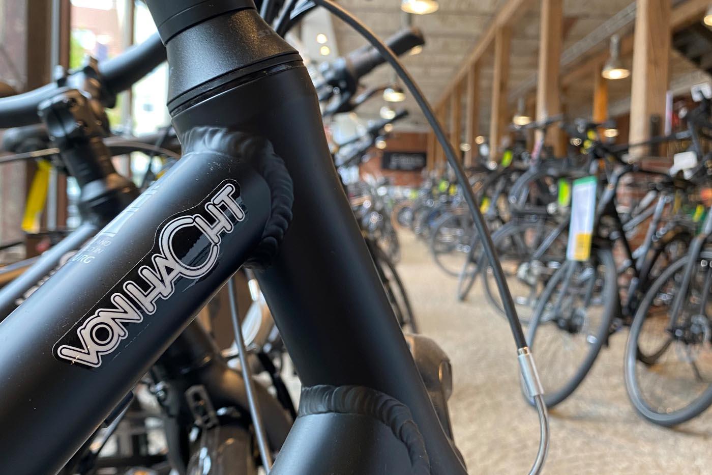Re-opening Radsport von Hacht