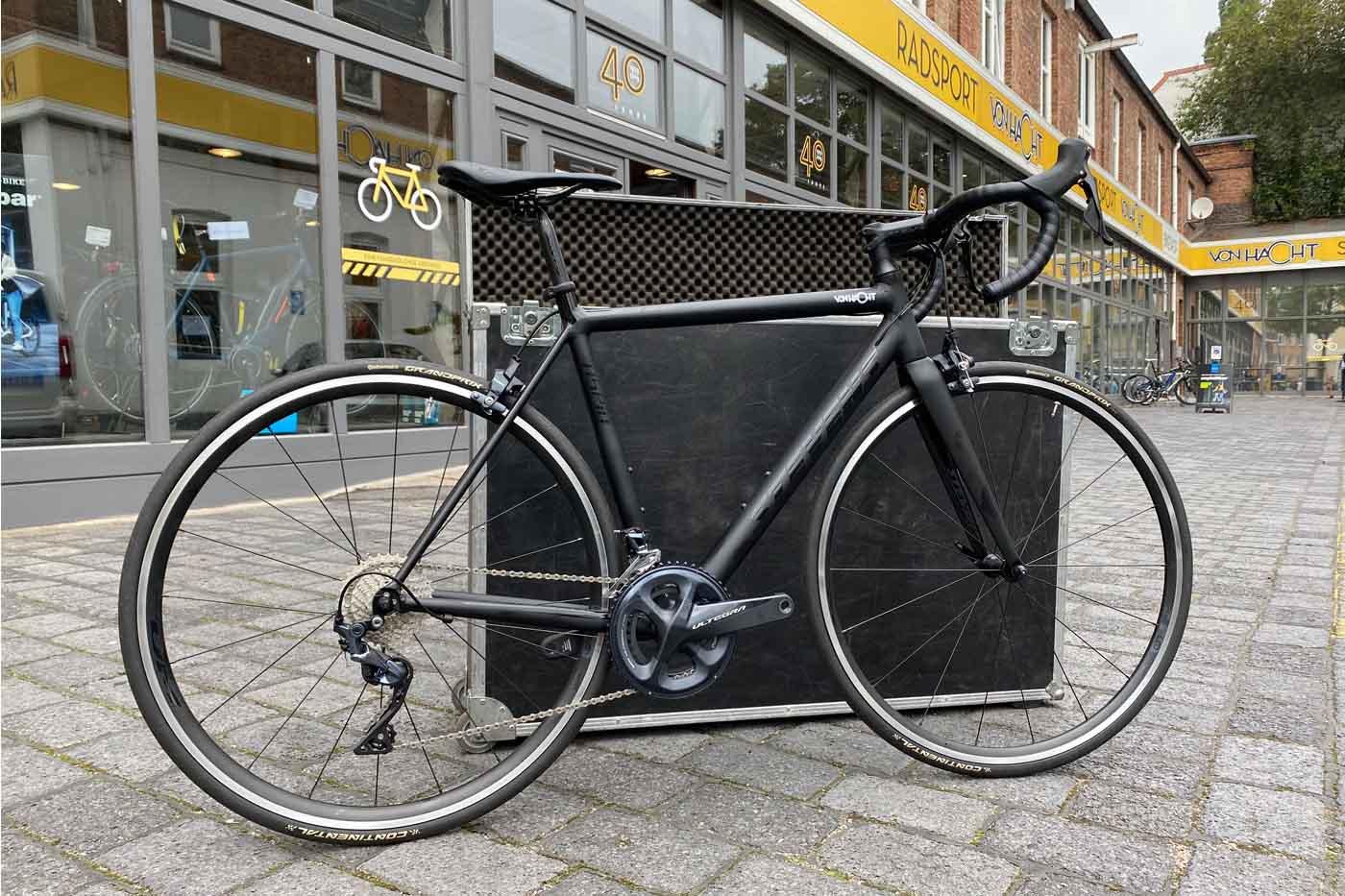 Radkofferverleih Radsport von Hacht